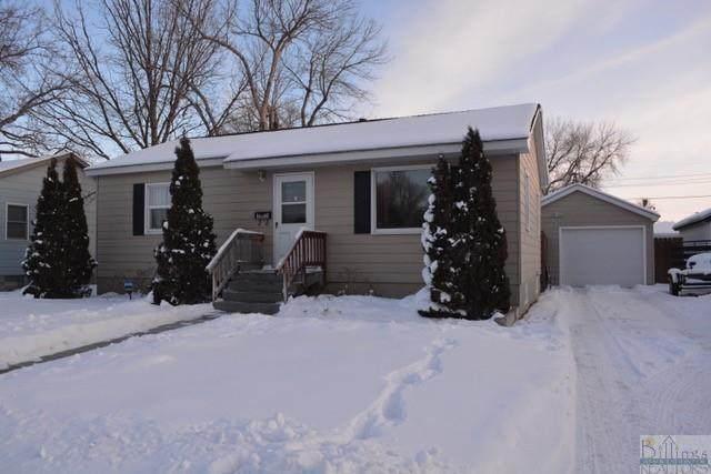 1808 Wyoming Ave., Billings, MT 59102 (MLS #316544) :: MK Realty