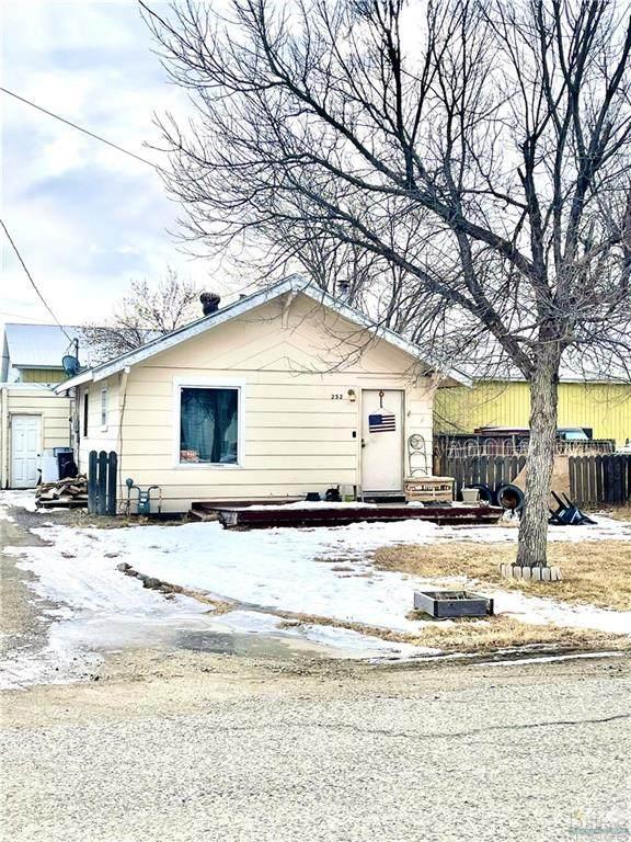 232 N 8th (Allen) St., Columbus, MT 59019 (MLS #316639) :: Search Billings Real Estate Group