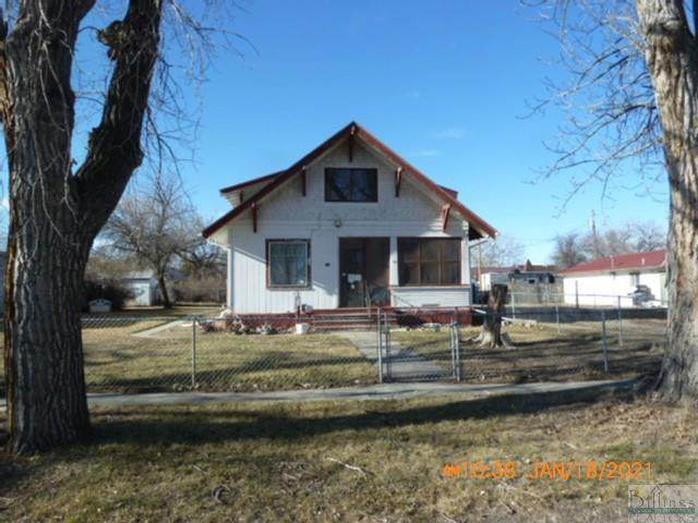 209 Orchard Street, Hysham, MT 59038 (MLS #317015) :: MK Realty