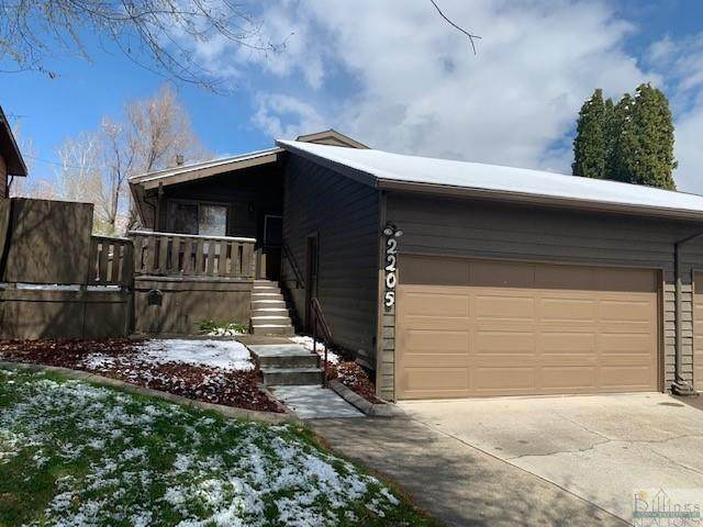 2205 Myrtle Drive, Billings, MT 59102 (MLS #317562) :: Search Billings Real Estate Group