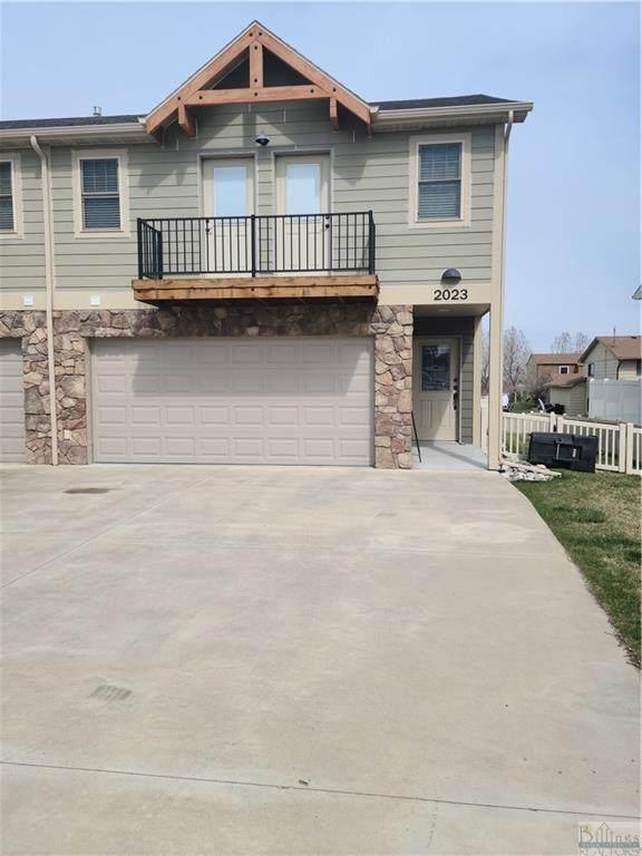 2023 Lake Hills Drive, Billings, MT 59105 (MLS #317598) :: MK Realty