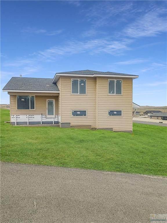 1333 Bar 11 Drive, Billings, MT 59105 (MLS #317872) :: Search Billings Real Estate Group