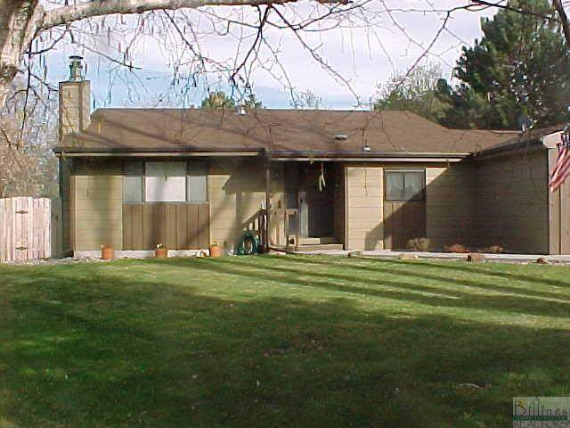 721 Topaz Avenue, Billings, MT 59105 (MLS #317929) :: Search Billings Real Estate Group