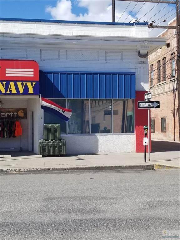12 N 29TH ST, Billings, MT 59101 (MLS #317932) :: MK Realty