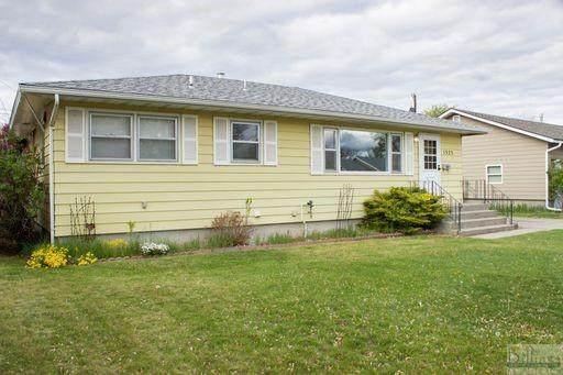 1525 Saint Johns, Billings, MT 59102 (MLS #318082) :: MK Realty