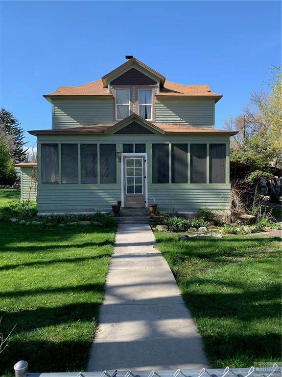 209 W River, Fromberg, MT 59029 (MLS #318206) :: The Ashley Delp Team