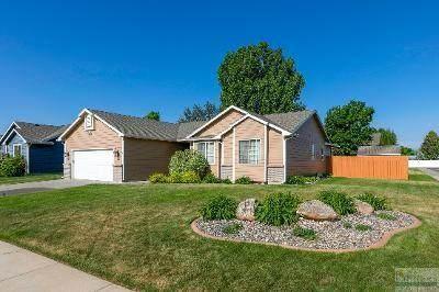 308 Waterton Way, Billings, MT 59102 (MLS #319829) :: Search Billings Real Estate Group