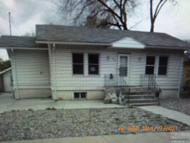 240 Terry Ave, Billings, MT 59101 (MLS #321406) :: The Ashley Delp Team