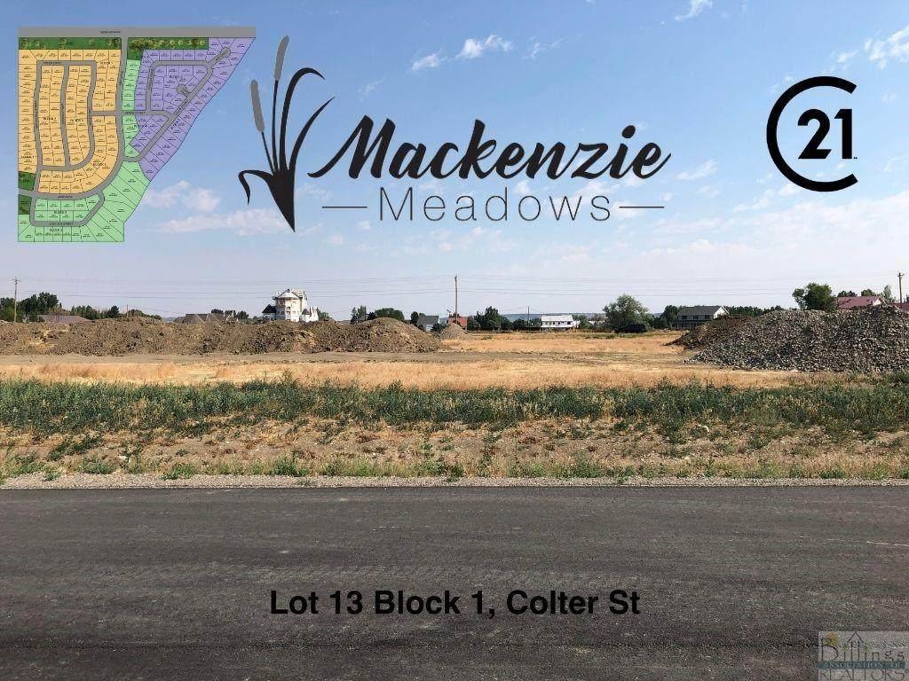 Lot 13 Block 1 Colter Street - Photo 1