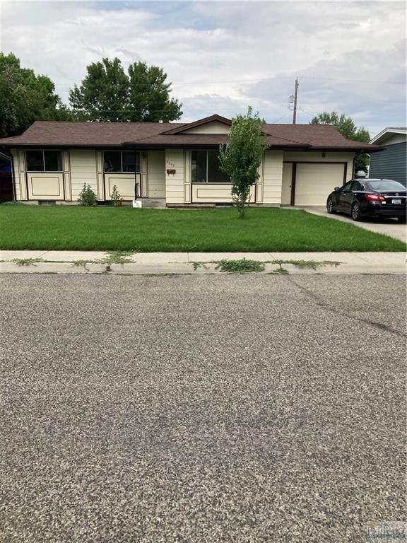 2943 W Lynn W, Billings, MT 59102 (MLS #322071) :: Search Billings Real Estate Group