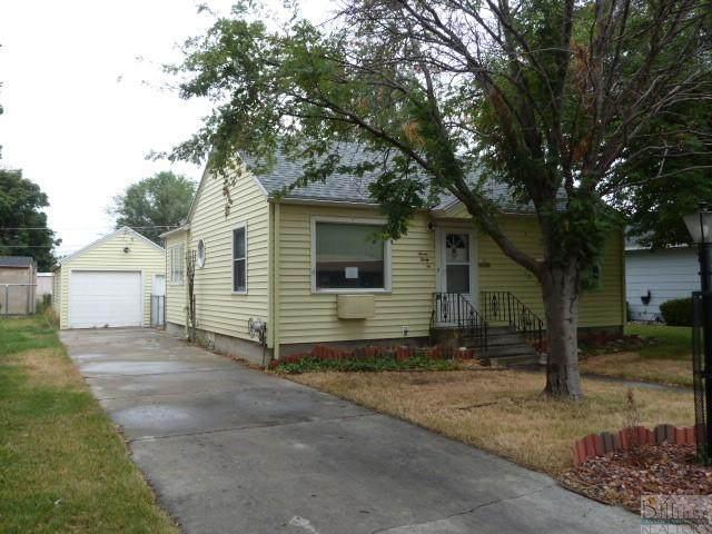 736 Avenue F, Billings, MT 59102 (MLS #322328) :: Search Billings Real Estate Group