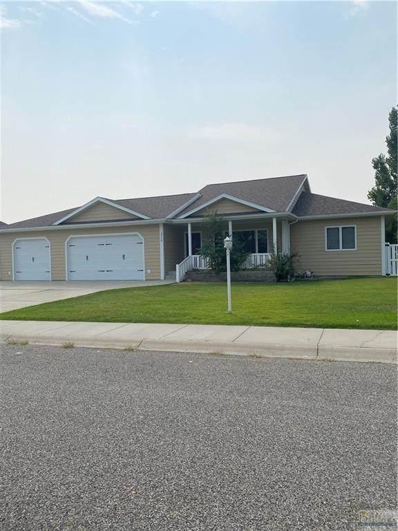 3734 Corbin, Billings, MT 59102 (MLS #322380) :: Search Billings Real Estate Group