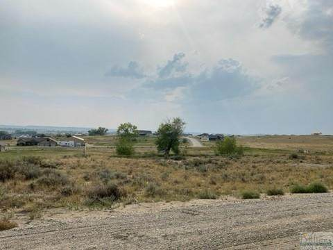 Lot 3, Block 2 White Pine Circle, Billings, MT 59106 (MLS #322561) :: The Ashley Delp Team