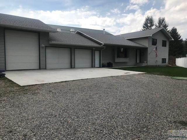 38 N Woodard Avenue, Absarokee, MT 59001 (MLS #322897) :: Search Billings Real Estate Group