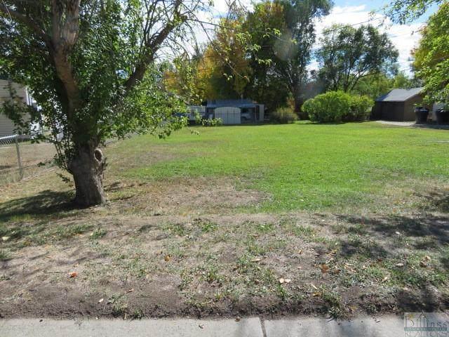 0 23rd Street North & 11TH Avenue North, Billings, MT 59101 (MLS #323231) :: Search Billings Real Estate Group