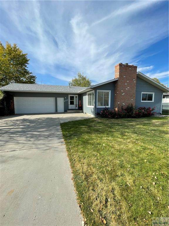 602 Luther Circle, Billings, MT 59102 (MLS #323429) :: Search Billings Real Estate Group