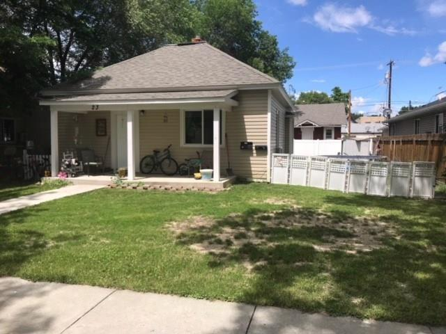 23 Custer Avenue, Billings, MT 59101 (MLS #281421) :: Search Billings Real Estate Group