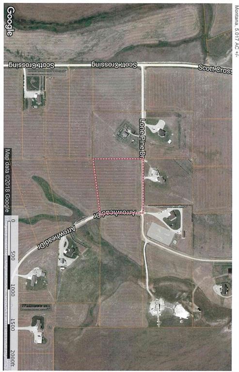 Lot 3 Lone Pine Lane, Lewistown, MT 59457 (MLS #282135) :: Realty Billings