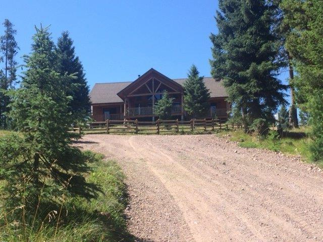 935 Double Arrow Road, Seeley Lake, Other-See Remarks, MT 59868 (MLS #283558) :: Realty Billings