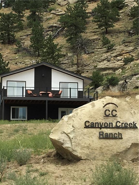 13023 Canyon Creek Road, Laurel, MT 59044 (MLS #286440) :: Realty Billings