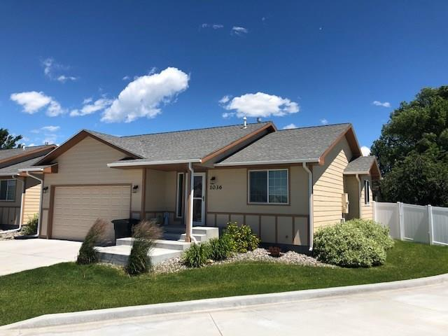 1036 Claremore Ln., Billings, MT 59105 (MLS #286599) :: Realty Billings