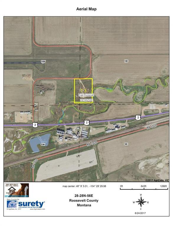 1098 E County Road Road E, Other-See Remarks, MT 59218 (MLS #286640) :: Realty Billings