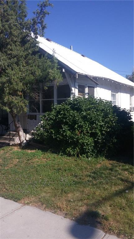 121 W 5th, Hardin, MT 59034 (MLS #287021) :: Realty Billings
