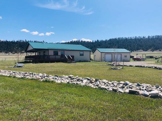 28 Balfour Loop, Reed Point, MT 59069 (MLS #292864) :: The Ashley Delp Team