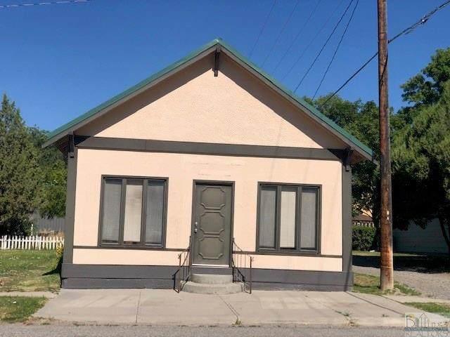 219 N 4th Street, Columbus, MT 59019 (MLS #309084) :: Search Billings Real Estate Group