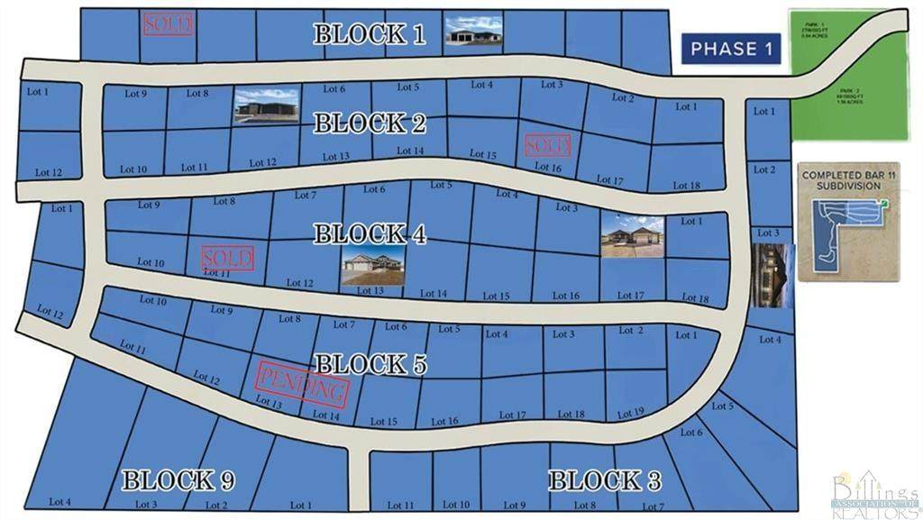 LOT 24 BL10 High Point Circle - Photo 1