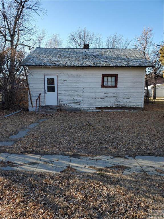 713 1st E, Roundup, MT 59072 (MLS #314685) :: Search Billings Real Estate Group