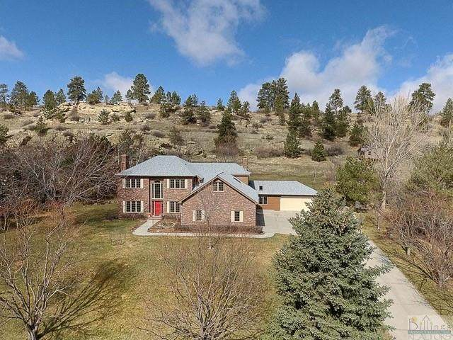 1027 Moon Valley Rd, Billings, MT 59105 (MLS #316906) :: The Ashley Delp Team