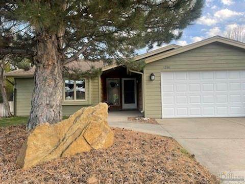 1266 Kootenai, Billings, MT 59105 (MLS #318027) :: Search Billings Real Estate Group