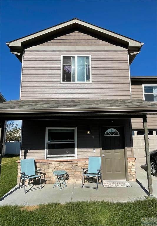 903 Lynch Drive,, Billings, MT 59105 (MLS #319719) :: MK Realty