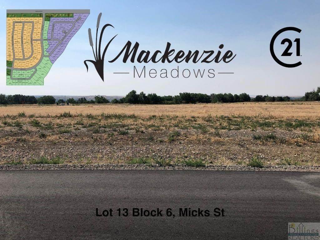 Lot 13 Block 6 Micks Street - Photo 1