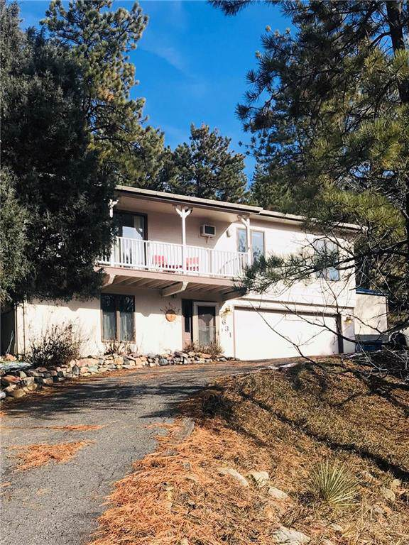 4631 Box Canyon Road, Billings, MT 59101 (MLS #301586) :: MK Realty