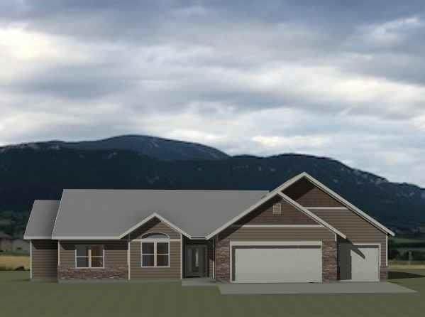 40 Big Sky Loop, Red Lodge, MT 59068 (MLS #305967) :: The Ashley Delp Team