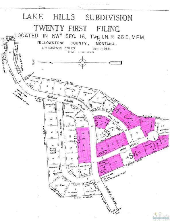 TBD Opal/Cypress Lane, Billings, MT 59105 (MLS #307522) :: Search Billings Real Estate Group