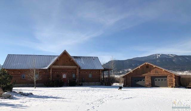 37 Fox Lane, Red Lodge, MT 59068 (MLS #315042) :: Search Billings Real Estate Group