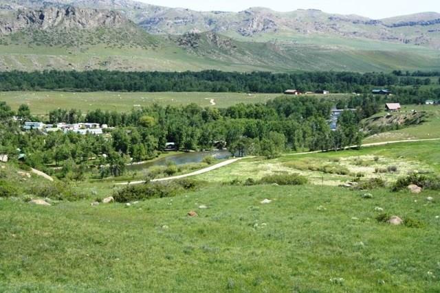 4 Buffalo Jump Ranch, Nye, MT 59061 (MLS #281991) :: Realty Billings