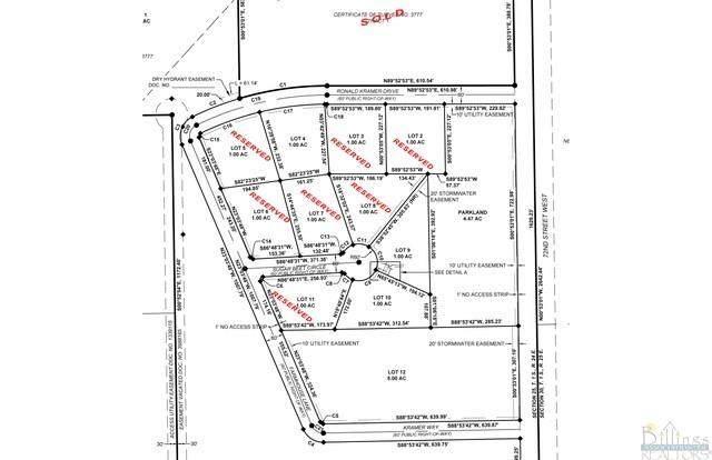 TBD 72nd Street W, Billings, MT 59106 (MLS #313205) :: Search Billings Real Estate Group