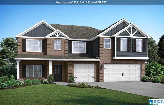 6441 Carroll Cove Parkway, Mccalla, AL 35111 (MLS #883224) :: EXIT Magic City Realty