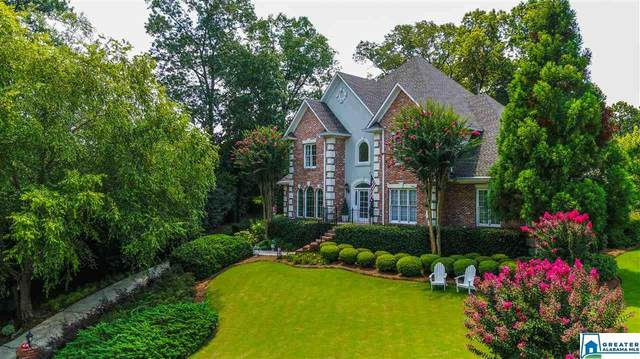 2205 Hidden Ridge Cir, Vestavia Hills, AL 35243 (MLS #889315) :: Krch Realty