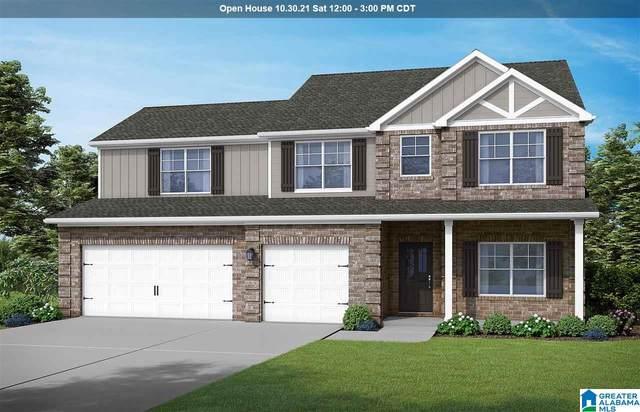 6141 Woodbrook Lane, Mccalla, AL 35111 (MLS #1299074) :: LocAL Realty