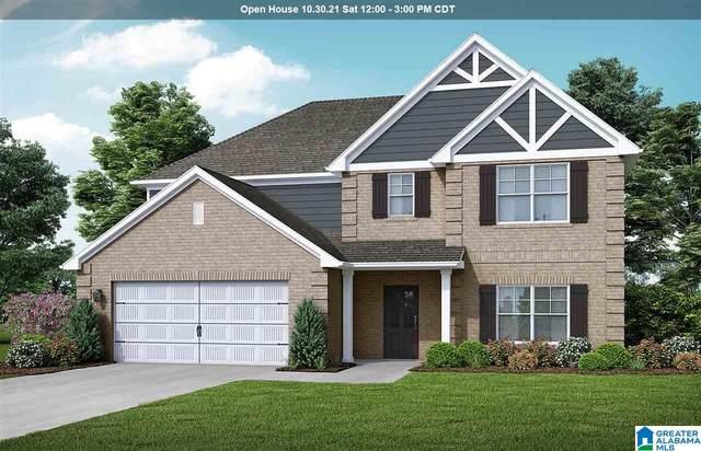 6157 Woodbrook Lane, Mccalla, AL 35111 (MLS #1299076) :: LocAL Realty