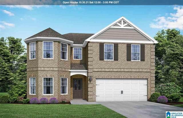 6161 Woodbrook Lane, Mccalla, AL 35020 (MLS #1299077) :: LocAL Realty