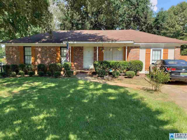 215 Strother St, Montevallo, AL 35115 (MLS #829509) :: Gusty Gulas Group