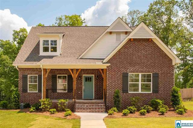 6261 Deer Ridge Trail, Trussville, AL 35173 (MLS #879265) :: LIST Birmingham