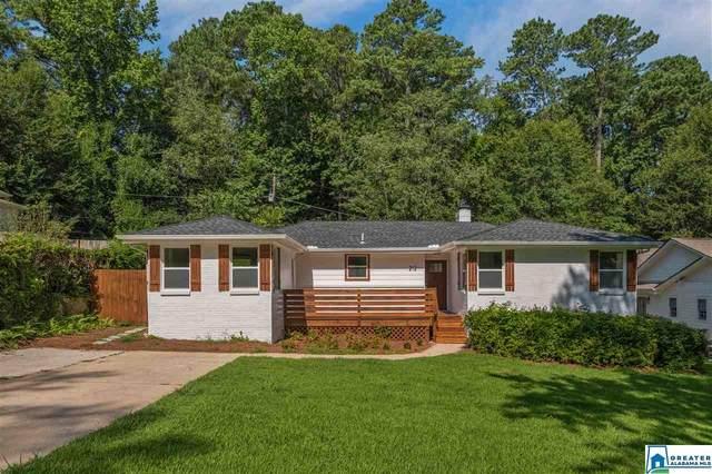 212 Rockaway Rd, Homewood, AL 35209 (MLS #884360) :: LIST Birmingham