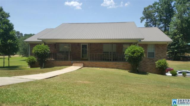 40 Mohawk Trl, Pell City, AL 35128 (MLS #851821) :: Josh Vernon Group